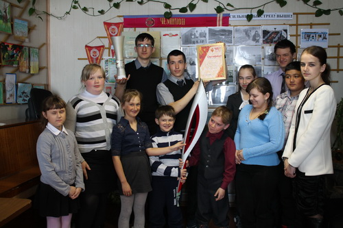 Экскурсия в Дом культуры села Головнино