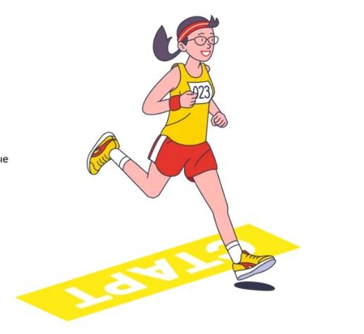 логотип марафона