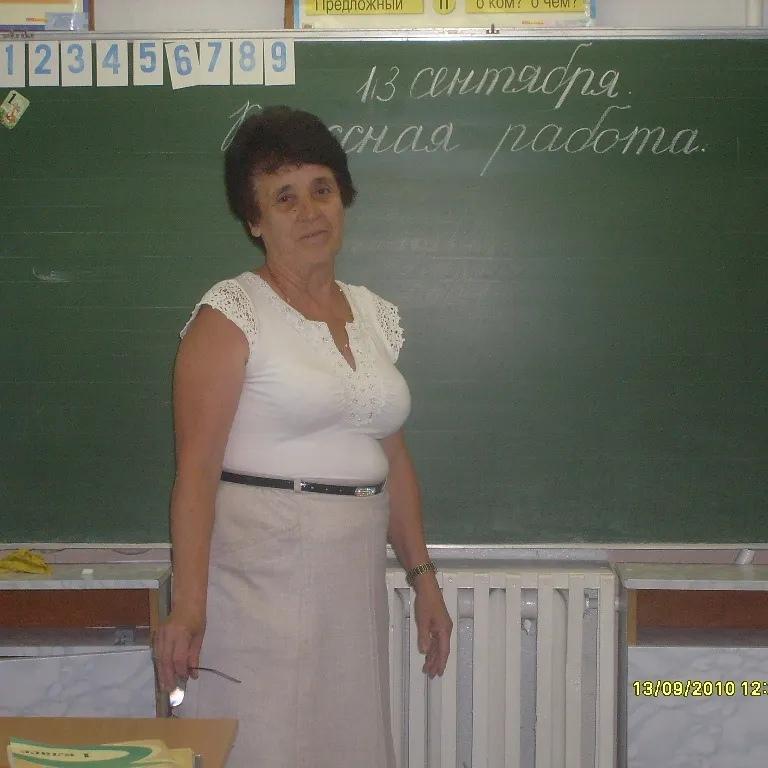 Перевалова Наиля Давлеевна