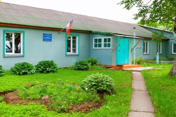 школа села Дубовое